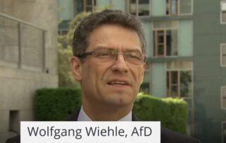 Wolfgang Whiele, MdB